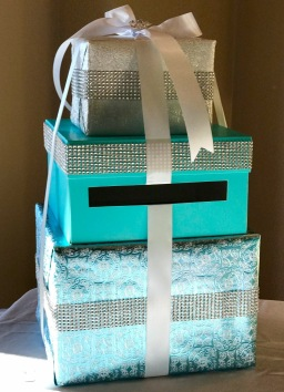 Tiffany's Card Box