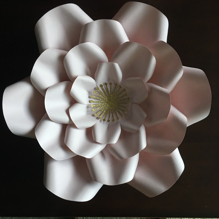 Paper flower tutorial chicago