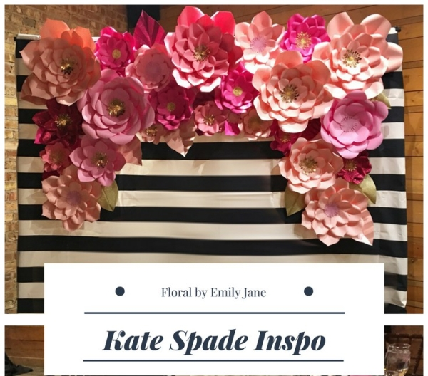 Kate spade bridal shower inspiration